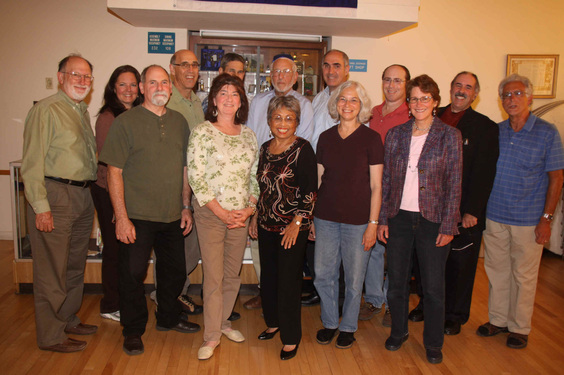 Board of Trustees and Officers Vallejo Congregation B'nai Israel